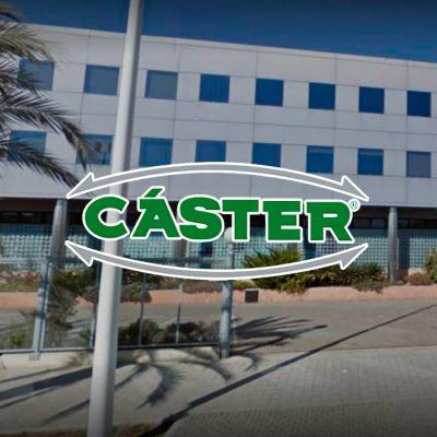 14 Caster
