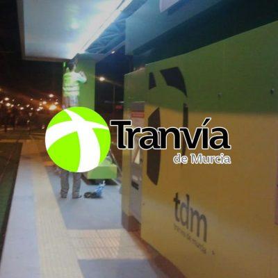 6 Tram Murcia